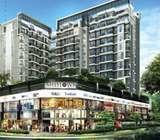 New launch condo The Midtown mixed development