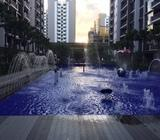 Brand new apartment very near MRT & 1SK Mall for rent