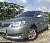 Toyota VIOS 1.5A (NEW 5 YEARS COE) (A)