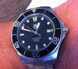 Tag Huer Aquar Racer with Warranty Till Aug 2014,Currently New Set sell @ $3000