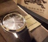 Used (1Month) Authentic Burberry Watch For Sale