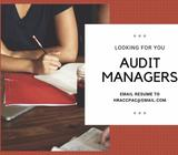 Audit Managers