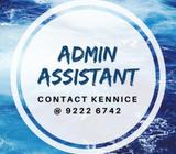 ADMIN | $1400-$1500 | 1 year contract | BOON LAY | SUPER EASY JOB