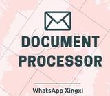 Document Processor | Boon Lay | $1500 | 1 year contract