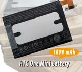 HTC One Mini 18000mAh 3.8V Internal Battery B058100