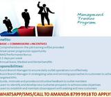 Management Trainee (Basic + Commission + Incentives) /On-the-job training provided