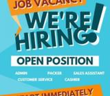 [TEMP] Admin/Data Entry/CSO/HR  Many Locations Islandwide  Other Jobs Available Too!!