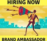 Hiring Brand Ambassadors