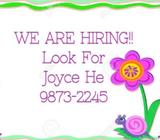 **Battery Packers** Needed//Tuas//Permanent!