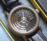 Aeromatic automatic winding watch