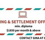 BILLING & SETTLEMENT OFFICER FOR MNC // 1 YEAR CONTRACT (RENEWABLE!)
