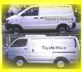 Van, Truck, Pickup, Car Rental Singapore, CK Vehicle Rental, Eunos