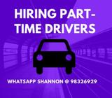 Hiring drivers!! ($7.50-8.50/hr | 3 months | central)
