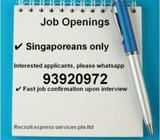 [Boon Lay] Laundry Operator