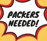 Urgent Packer/up to $9/hr/North east*