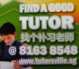 TUTOR TO TEACH SEC 2 MATHS & SCIENCE REF CODE