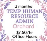Temp Recruiter Needed!//RecruitFirst is Hiring!//Orchard