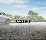 Full and Part time Valet Driver Needed