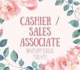 SALES ASSOCIATES || $7 - 9/HR || ORCHARD