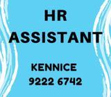 HR admin | $2000 - 2200 | Labrador Park / Boon Lay | Diploma