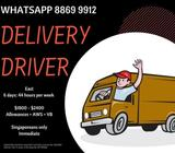 Delivery Driver @ East