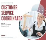 Customer Service Coordinator @ Boon Lay ( Permanent Job | Up to $1800 | Immediate )