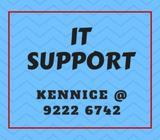 UAT / IT Support | 3 months | $1800 | Alexandra road