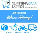 Looking for delivery drivers with Van