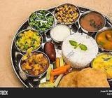 NORTH AND SOUTH INDIAN CUISINE CHEF AND KITCHEN ASSISTANT