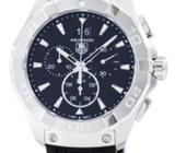 Tag Heuer Aquaracer Chronograph Quartz Swiss Made 300M Men's Watch