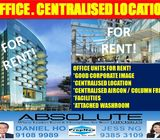 RENT! Office Units at Lavendar / Near Bendemeer MRT / Brand New