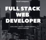 Full-stack Developer || $4000 - $8000 || Permanent || Immediate