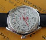 Stunning Men FORTIS Sports Manual Wind Watch, Tuxedo Model, Swiss, Famous Brand for Aviator's Watch
