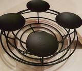 Brand New*** Table Top Metal Stand for Candle