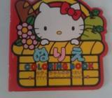 Hello Kitty colouring & sticker book , My Melody sticker book