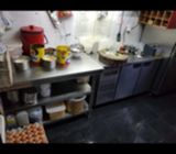 Restaurant kitchen equipments for SALE