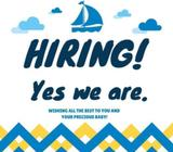 Temp Admin Assistant | $7/hr | Office Hours