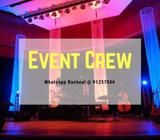 SINGAPORE WIDE EVENT | EVENTS SERVICE AMBASSADOR