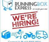 Delivery Drivers With Van Needed