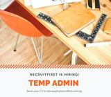 Temp Admin