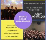 Events Brand Ambassador