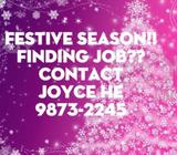 //Christmas Retail Assistants Needed//Asap-End December!