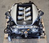 Nissan R35 GTR VR38 VR38DETT Twin Turbo Engine 6 Speed Dual Gearbox GR6 J062