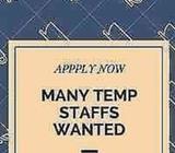 TEMP CUSTOMER SERVICE ASSISTANTS NEEDED@BUKIT PANJANG - $8/HOUR, FAST HIRING, APPLY NOW!!!