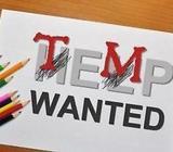 Temporary Retail Assistant - $9/per hour