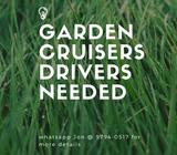 PART TIME DRIVERS PLEASE CONTACT 9794-0517