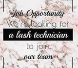 Looking for New / Experienced Eyelash Extension Artist