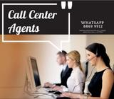 Call Centre Agent @ Central ( Up to $2000 | Incentives | 6 Months | Immediate )