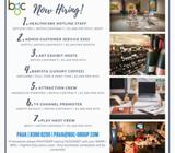 Multiple Job Opportunities Available Now!!