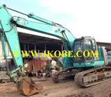 25 Tons SK235SR-2 Kobelco Short Radius Excavator With LM Cert For Sale For Rental In Singapore